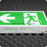 Indicatore luminoso dell'uscita di sicurezza del LED