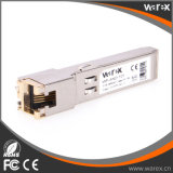 1,25 g 10/100 / 1000BASE-T hot-pluggable SFP de cobre RJ-45 Transceiver 100m