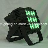 Boîte de nuit utilisée par lumière sans fil de la PARITÉ 64 de DEL