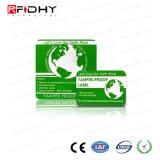 MIFARE 4k classique imperméabilisent 13.56MHz des étiquettes de l'IDENTIFICATION RF NFC pour le paiement