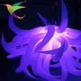 Iflt-17021325 que hace publicidad de la luz inflable de la estrella del partido de la luz de la estrella del LED