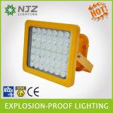 Luz do diodo emissor de luz Flamproof para o mercado europeu, Atex