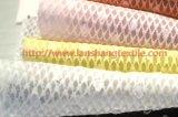 Tela tingida tela do jacquard do poliéster para a matéria têxtil da HOME do vestido da mulher