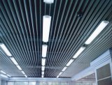 Алюминиевый ложный вертикальный потолок экрана типа для крытого украшения, Sc-002