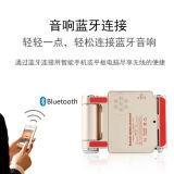 2in1 conjuguent côté de pouvoir de stand de tablette d'USB avec le support se pliant