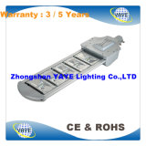 Garantía del diseño de la venta caliente de Yaye 18 nueva 5 años virutas del CREE de Ce y de RoHS y lámpara del camino del programa piloto 120W LED de Meanwell (vatios disponibles: 12W-320W)