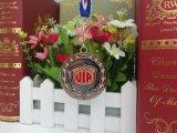 Medalha personalizada da liga do zinco do esmalte 3D do esporte do metal da lembrança