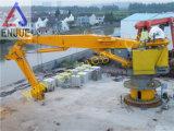 Mobiele Kraan van de Kraan van de Boom van het gewricht de Vrachtwagen Opgezette voor de Kraan van de Boom van het Gewricht van de Verkoop 100t 10m