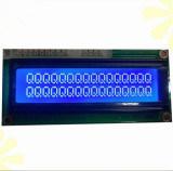 Stn 파란 네거티브 2X16 LCD 자료표