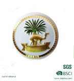 les meilleures pièces de monnaie en métal des prix du logo 3D avec l'émail mol