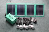 La sala LED di 6 PCS illumina i kit ricaricabili solari di illuminazione della batteria al piombo