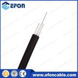 Cabo de fibra óptica de Unitube do cabo profissional da fibra do duto