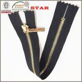 Teeth colorato 2016 Metal Zipper per Garments