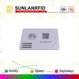 Klassische 1k RFID Karte niedrige Kostenkontaktlose intelligente der Mf-Karten-M1 S50/Ntag 213/215/216/Icode Sli Card//DESFire EV1 2k/4k/8k intelligente Card/NFC Karte (freie Proben)