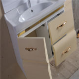 PVC semplice Bathroom Vanity di Wall Mounted con Side Cabinet