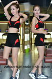 Uitstekende kwaliteit die snel het Aanstotende Kostuum van de Fitness van de Vrouwen van het Kostuum van Sporten drogen