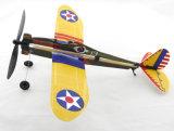 Modèle Kit-PT1701 de jouet de rabot de mousse actionné par élastique