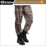 Sport impermeabili dei pantaloni di Camo dell'albero tattico che cacciano i pantaloni