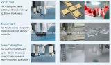 Digital-Karton-Beispielausschnitt-Plotter CNC-Vibrationsmesser-Scherblock