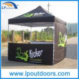 10X10' 최신 판매 절반 측벽 전시 접히는 닫집 옥외 천막