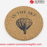 Het Patroon van de Luchtballon van de Gift van de bevordering om Cork Onderlegger voor glazen