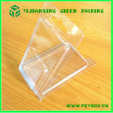 Flat Pack Clear Plastic Ploughing Carton