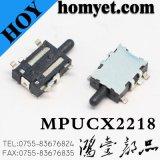 SMD 유형 측 단추 리셋 스위치 (HY-MPUCX2218)