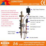Allumage électrique, auto-allumage pour coupe-flammes CNC