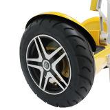 Vespa eléctrica del balance del uno mismo de 2016 del nuevo diseño ruedas del carro dos