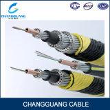 Cable de fibra óptica submarino