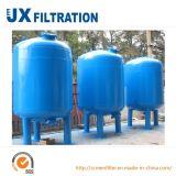 Acero al carbono filtro de arena de cuarzo