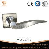 De Legering van het Zink van de Plaat van het nikkel of het Handvat van de Hefboom van de Deur van het Aluminium (Z6115-ZR03)
