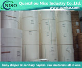 Pulpe de duvet de matières premières pour la couche-culotte avec l'humidité plus inférieurement que 11%