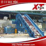 Automatisches Waste Baler für Loose Materials, Waste Paper