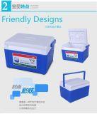 Mini medizinischer Kühlvorrichtung-Kasten für im Freien und Arbeitsweg