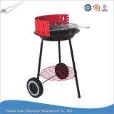 Griglia esterna del BBQ del barbecue di altezza registrabile semplice rotonda