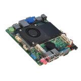 Intel® 1037u bettete industriellen Nano Motherboard-Unterstützungs-VGA/HDMI/Lvds ein