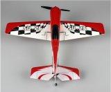 4 plano básico del girocompás RC del eje del plano 6 del planeador de la espuma del canal RC