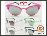 Óculos de sol de venda quentes do metal da proteção UV400 (30341)