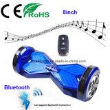 """""""trotinette"""" 8inch elétrico com luzes do &LED de Bluetooth"""