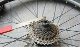 De Uitrusting van de Noodzaak van het Vlekkenmiddel van het Wiel van de Hulpmiddelen van de Reparatie van de fiets