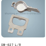 Fechamento crescente do aço inoxidável para o indicador e a porta (SW-627 L/R)