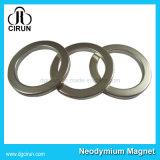 De Gesinterde Magneet van het Ijzer van het Neodymium van de Ring van de douane Borium