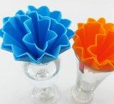 Silicone de projeto creativo Placemat FDA do produto comestível