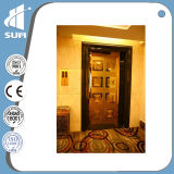 Macchina Roomless Home Elevator Etching Mirror Stainless Steel