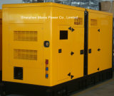 stille Diesel 275kVA 220kw Generator Met geringe geluidssterkte voor Hotel