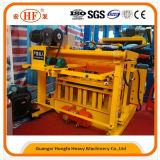 Nicht Ladeplatten-bewegliche einfache Maschine für die Herstellung des Blockes und des Ei-Lagen-Blockes Maschine herstellend