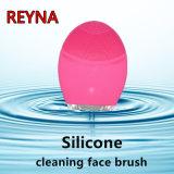 Cepillo de limpiamiento facial electrónico del cuidado de piel
