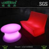 Colorer l'ampoule imperméable à l'eau changeante de l'éclairage DEL des meubles DEL d'éclairage LED de Tableau de thé du plastique DEL
