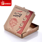 Heraus Wholesale Kraftpapier Paper Branded Pizza Box wegnehmen/Take